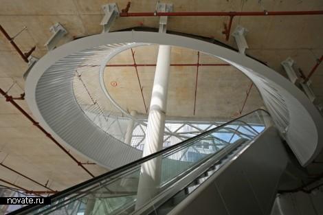 Admirant e 18 September Plein. Реконструкция центра Эйндховена от Massimiliano & Doriana Fuksas
