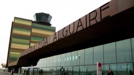 Aэропорт Lleida-Alguaire в Испании