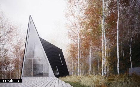 Проекты лесного дома