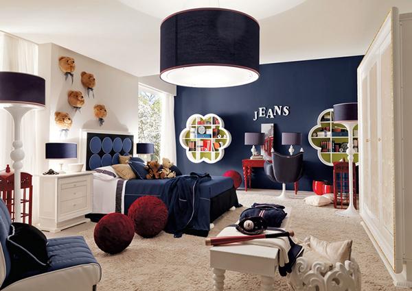 5 концепций для детских комнат от итальянской студии AltaModa
