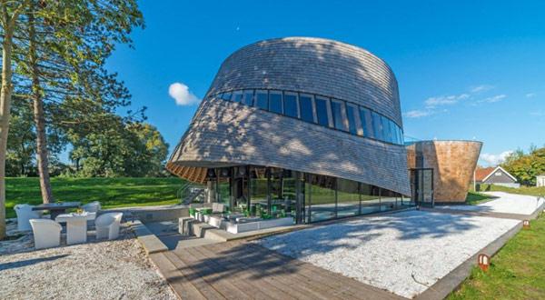 Visitor Center � ��������-���� � ���������� �� Emma Architecten