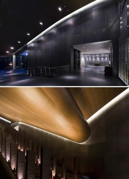 Ananti Club от SKM Architects в Корее