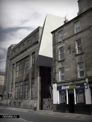 Проект Argyll House & Atelier от D-formit