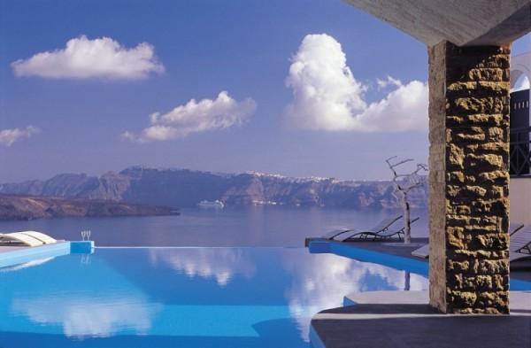 Бутик-отель Astarte Boutique Hotel в Санторини (Греция)