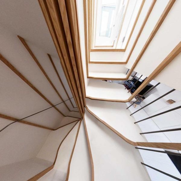Интерьер лондонского дома от Atmos