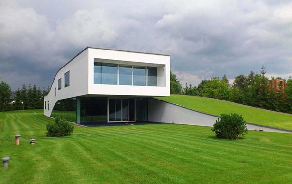 Auto-Family House - жилой дом от KWK Promes