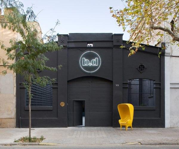 Галерея современного дизайна в Барселоне (Испания)