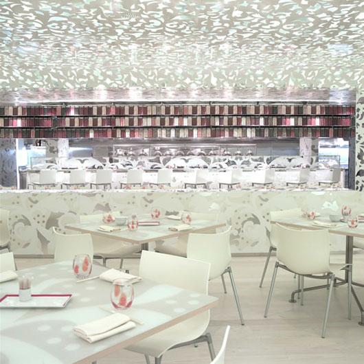 Ресторан Beijing Noodle No. 9 в Лас-Вегасе