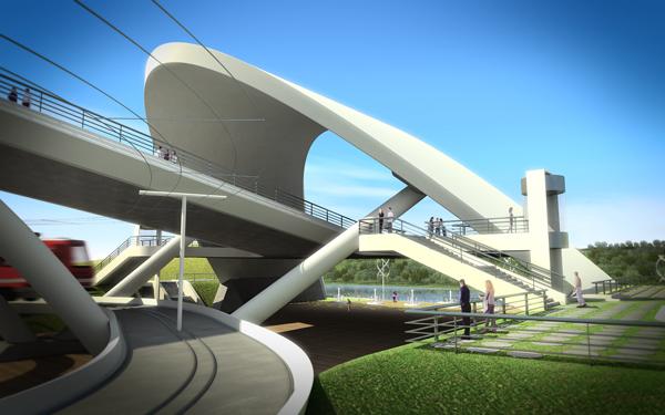 Beton Hala Waterfront – «зеленый» проект реконструкции набережной в Белграде