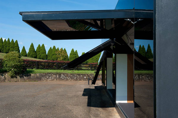 Офис Black Box – реконструированный гараж в Австралии
