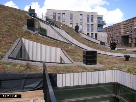 Жилой комплекс Blok K от NL Architects в Амстердаме
