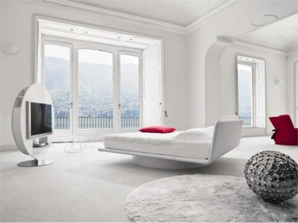 Ультра-современные спальни от итальянских дизайнеров из Bonaldo