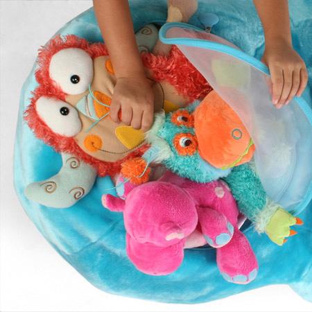 Идеи для интерьера детской комнаты. «Мягкое» предложение от Boon