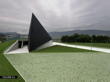 Центр новых технологий BTEK от ACXT Architects в Испании