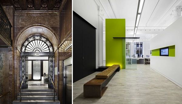 Bureau 100 – современный офис архитектурной студии в самом старом небоскребе Монреаля