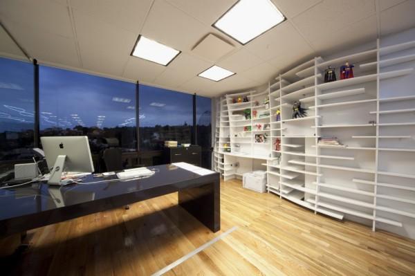 Офис мексиканского рекламного агентства от Darkitectura