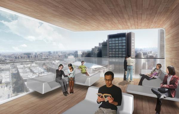 Новый медицинский центр Колумбийского университета Columbia University Medical Center