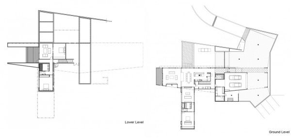 Жилой дом, построенный на австралийской дюне, от Jackson Clements Burrows (JCB)