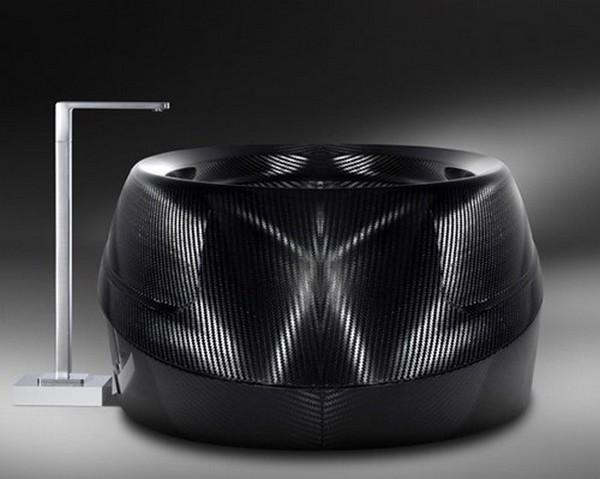 Carbon Fiber Bathtub – перфектная ванна от Corcel