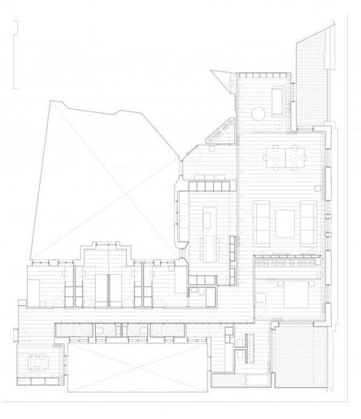 House A – задрапированный минимализм от испанских архитекторов