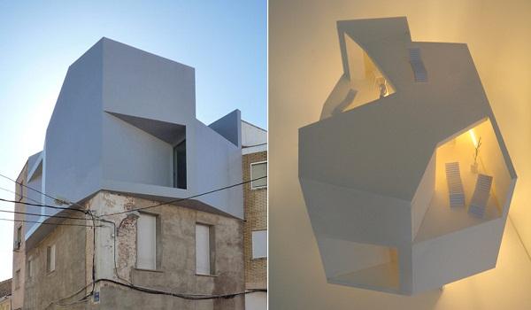 Надстройка квартиры Casa Lude от Grupo Aranea