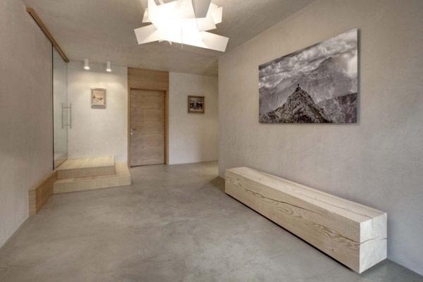 Casa Pre de Sura – горные коттеджи от Casati