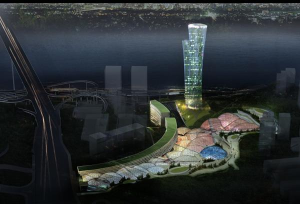 Шоппинг-центр Chonqing New World Shopping Center от Logon