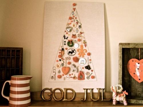 Советы по оформлению «новогоднего» интерьера