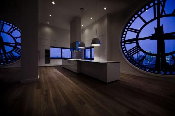 Кухня от Minimal в интерьере самой дорогой квартиры в Бруклине