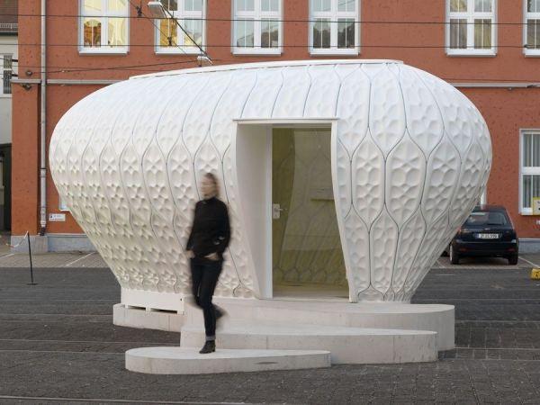 Cocoon_FS – путешествующий макет фитопланктона от немецких архитекторов