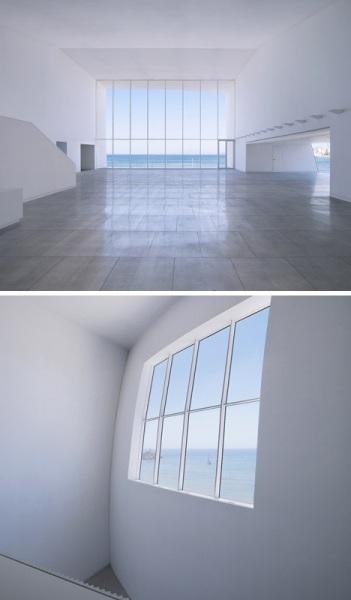 Новое здание зрительного зала Дворца Конгрессов Инфанты доньи Елены в Испании