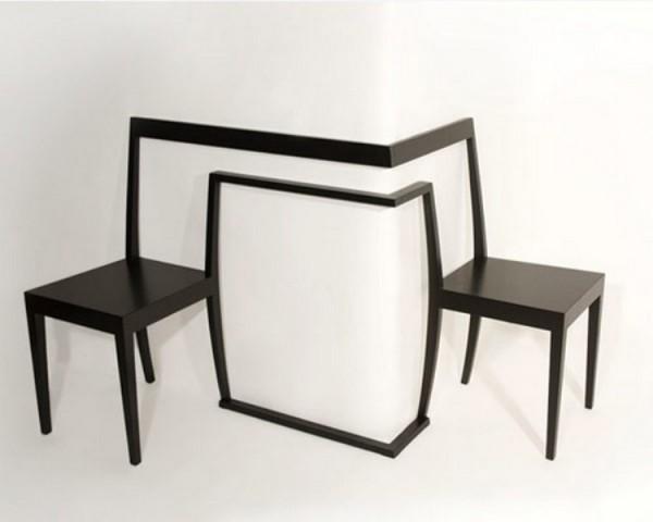 Стулья Corner Chair от Антона Бйорсинга (Anton Bjorsing)