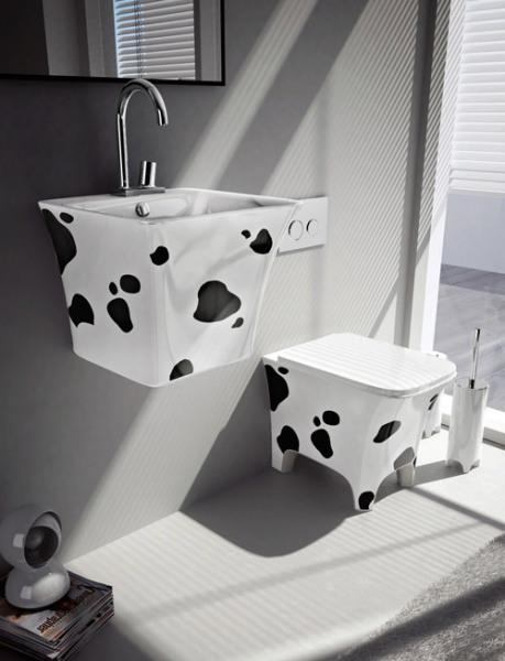 Коллекция сантехники Cow от Artceram