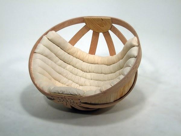 Кресло Cradle for Adults от Ричарда Кларксона (Richard Clarkson)