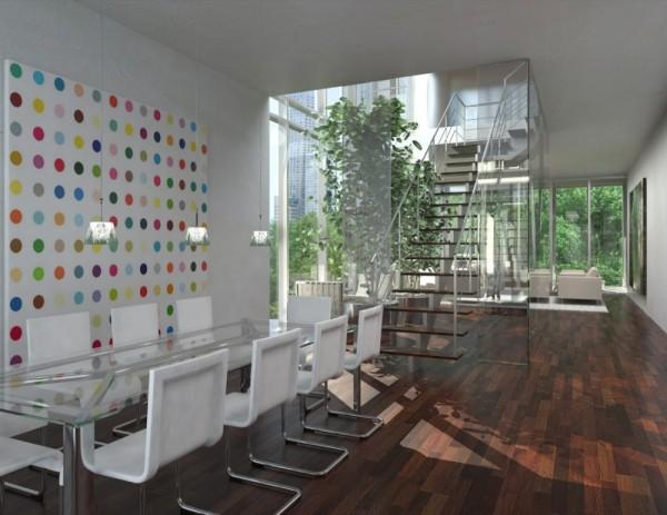 Проект жилого дома Culver House от Dirk Denison Architects в Чикаго