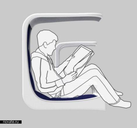 Curv – комфортная работа и приятный отдых в малогабаритном пространстве