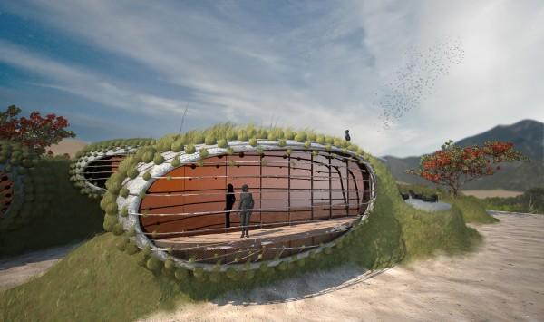 DUNEhouse – программируемое жилье будущего от Gianluca Santosuosso