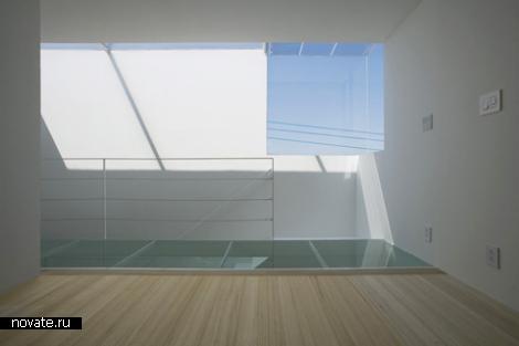 Жилой дом Dancing Living House в Японии