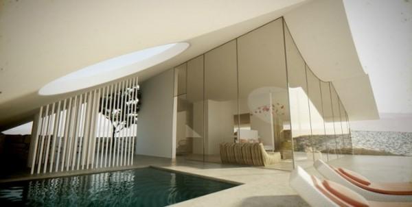 Desert Home – современный пустынный дом от Studio Aiko