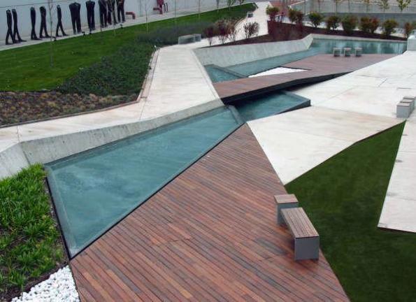 Ландшафтный дизайн территории от Dom-arquitectura