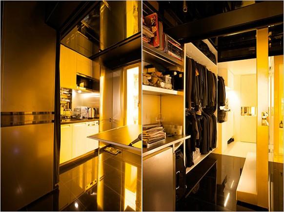 Как «построить дом» в однокомнатной квартире. Система Domestic Transformer от Гэри Чанга