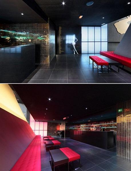 Реконструкция испанского театра El Molino от Фернандо Саласа (Fernando Salas)