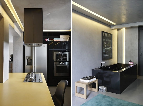 Квартира FJ House от Studio Guilherme Torres в Испании