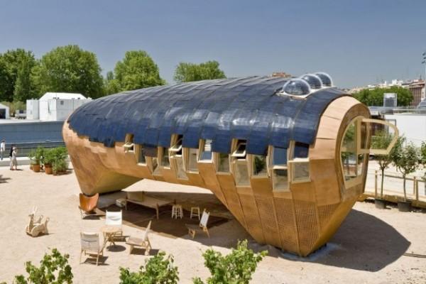 Fab Lab House – «солнечный дом» от IAAC в Испании