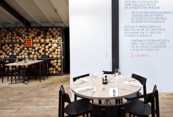 Интерьеры ресторана fabbrica bergen от tjep в
