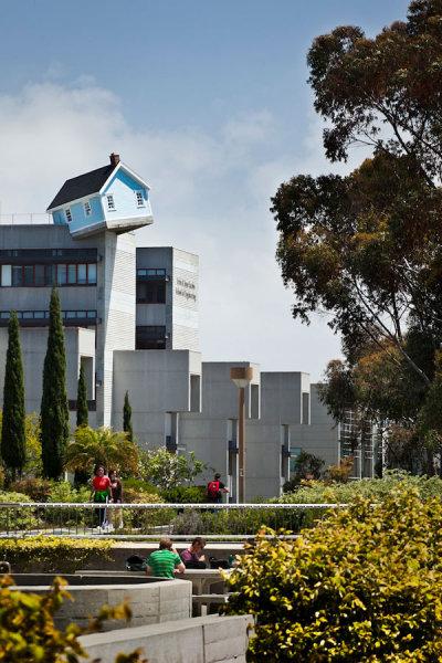 Fallen Star – архитектурно-философская инсталляция в Калифорнии
