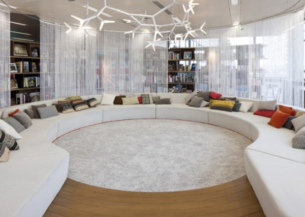 Google London Office – новый офис для Google в Лондоне