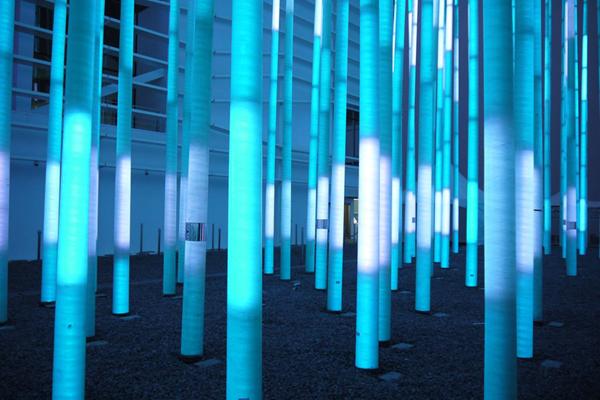 GS Caltex Pavilion – концептуальный павильон южно-корейской нефтяной компании