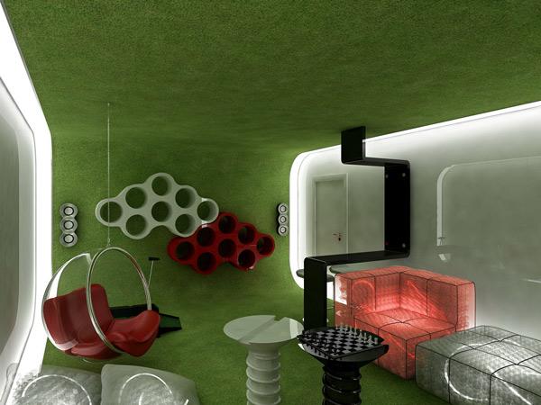 Офисный креатив от российских дизайнеров Geometrix Design