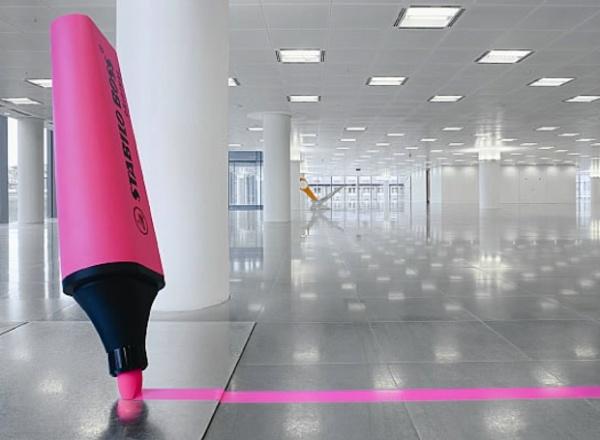Офисное пространство Giant Office Supplies от Radford Wallis